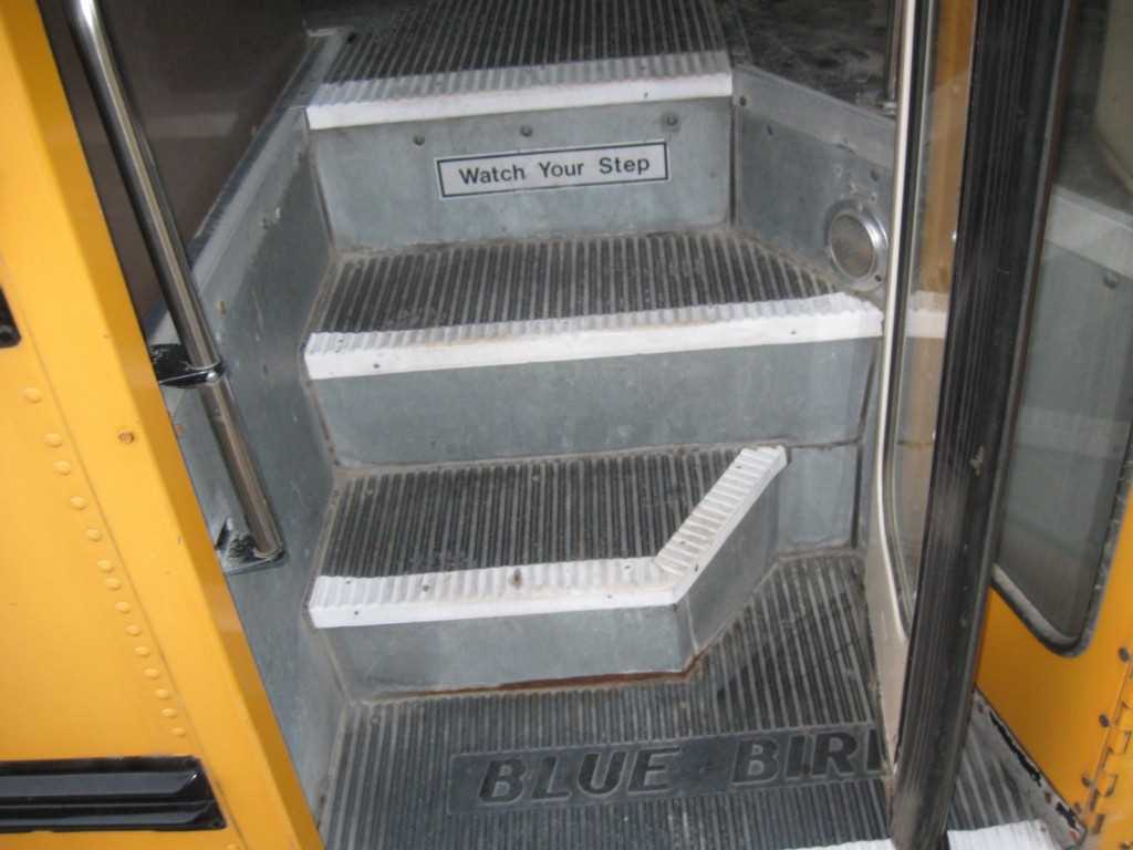 Steps For Buses : Two